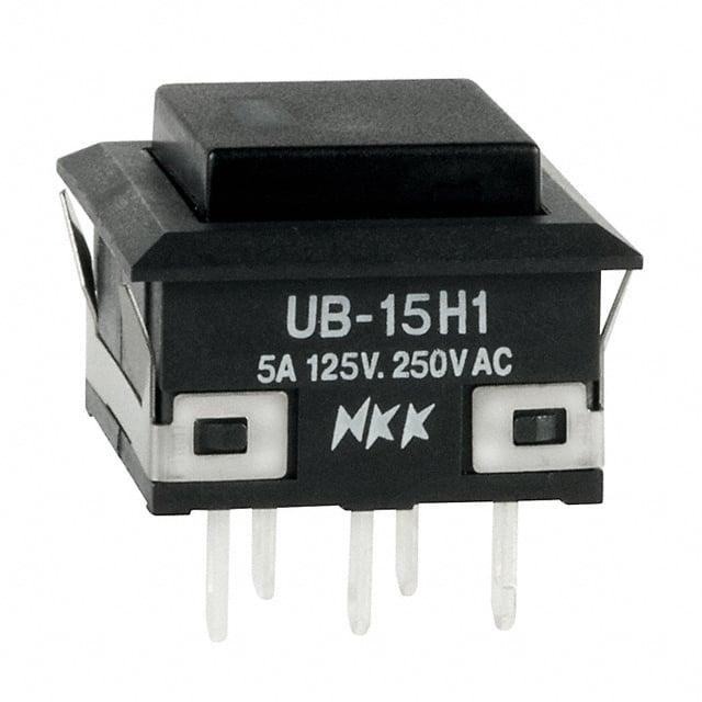 UB15KKW015C-AB_按钮开关