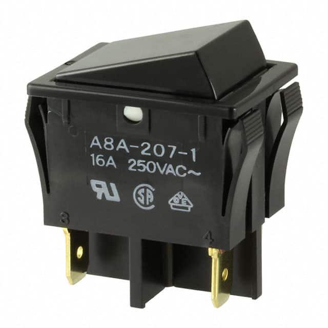A8A-207-1_摇臂开关
