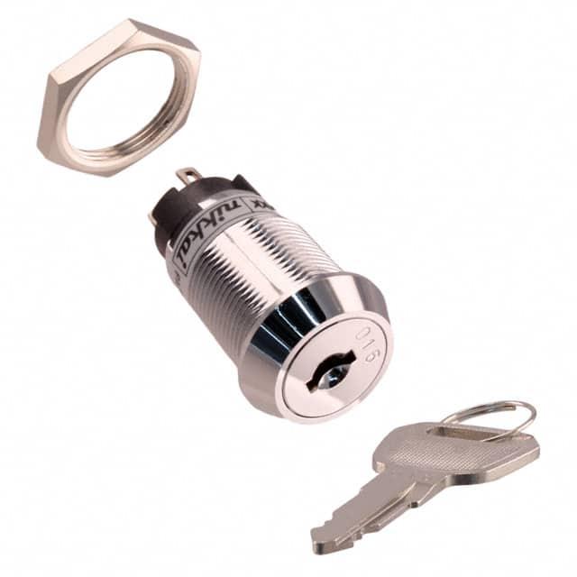 CKL12BFW01_钥匙锁开关