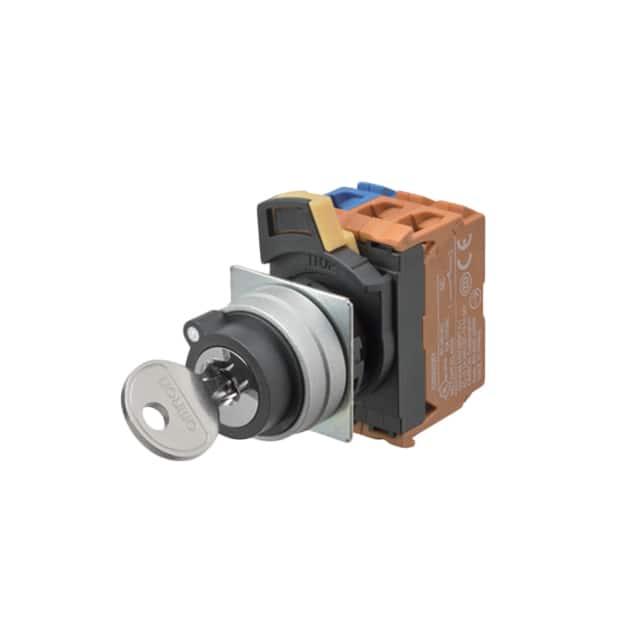 A22NK-2MM-01AA-G102_钥匙锁开关