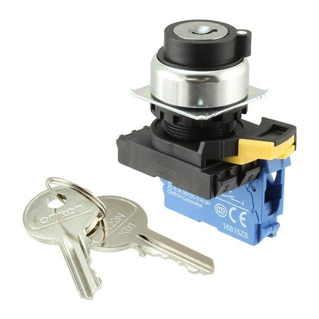 A22NK-3RB-01DA-G202_钥匙锁开关