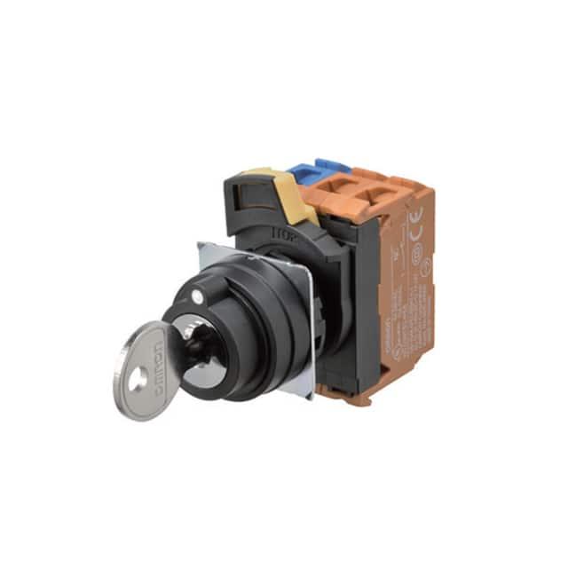 A22NK-3BM-01DA-G102_钥匙锁开关
