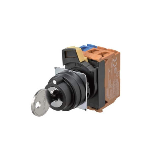 A22NK-3BM-01GA-G202_钥匙锁开关