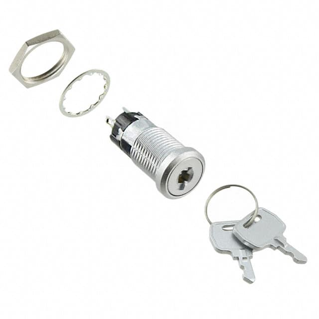 SK12ADW01-007_钥匙锁开关