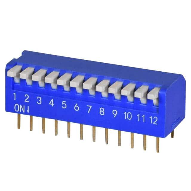 DS02-254-2L-12BE_DIP/SIP开关