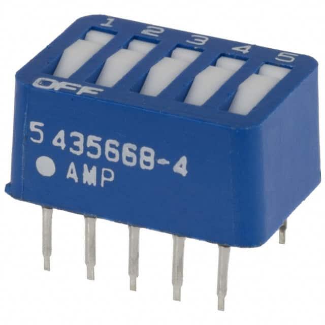 435668-4_DIP/SIP开关