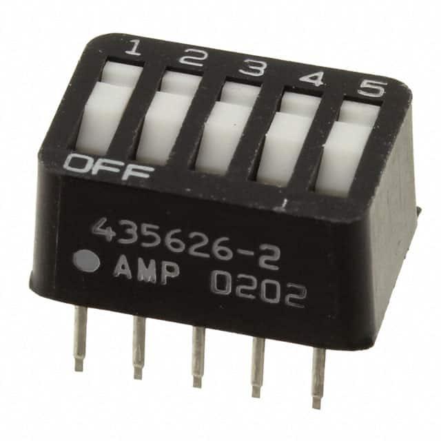 435626-2_DIP/SIP开关