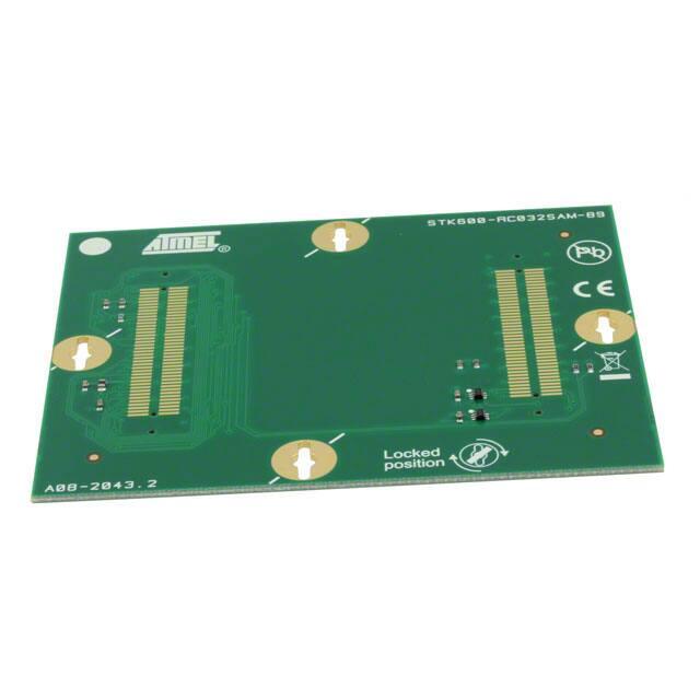 ATSTK600-RC89_插座和适配器