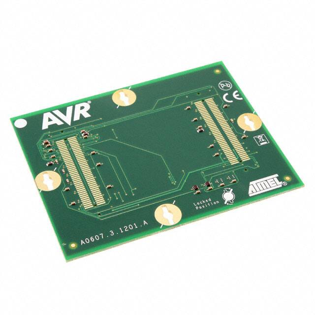 ATSTK600-RC01_插座和适配器