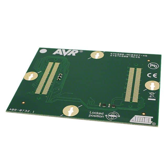 ATSTK600-RC45_插座和适配器