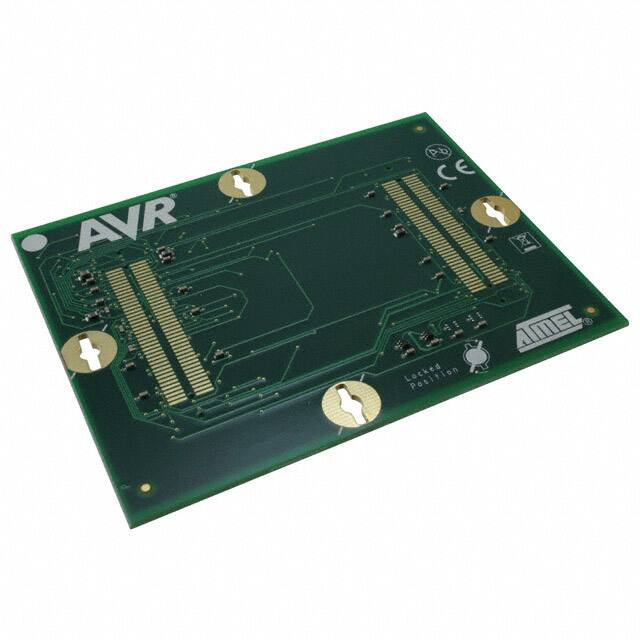 ATSTK600-RC05_插座和适配器