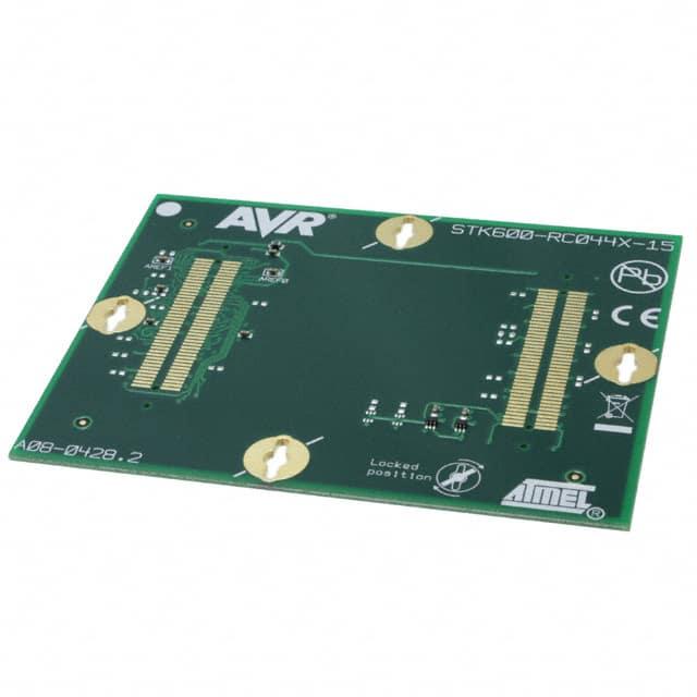 ATSTK600-RC15_插座和适配器