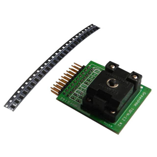 SLG46140V-SKT_插座和适配器
