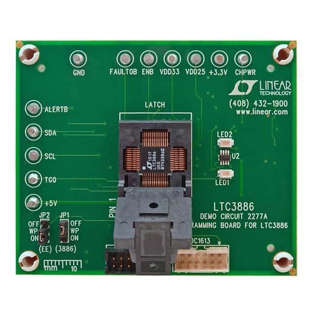 DC2277A_编程器,仿真器和调试器