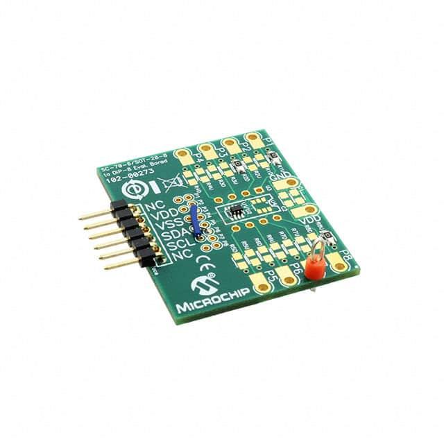 MCP401XEV_评估板数字IC