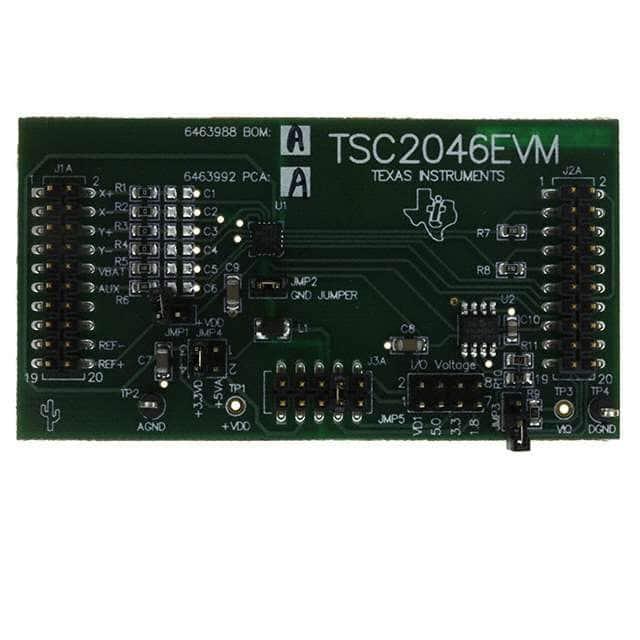 TSC2046EVM_评估板数字IC
