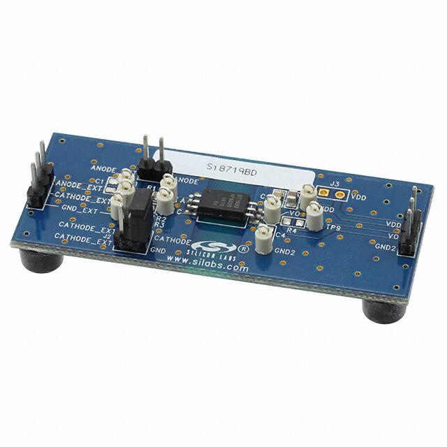 SI871XSDIP6-KIT_评估板数字IC