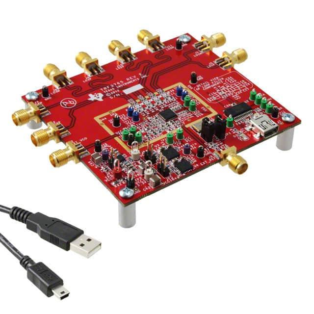 TRF3765EVM-F_评估板数字IC