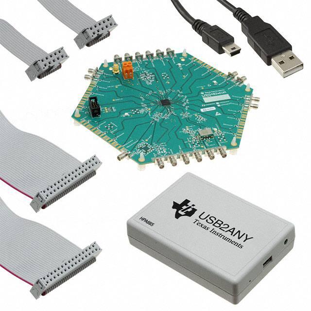 LMK04826BEVM_评估板数字IC