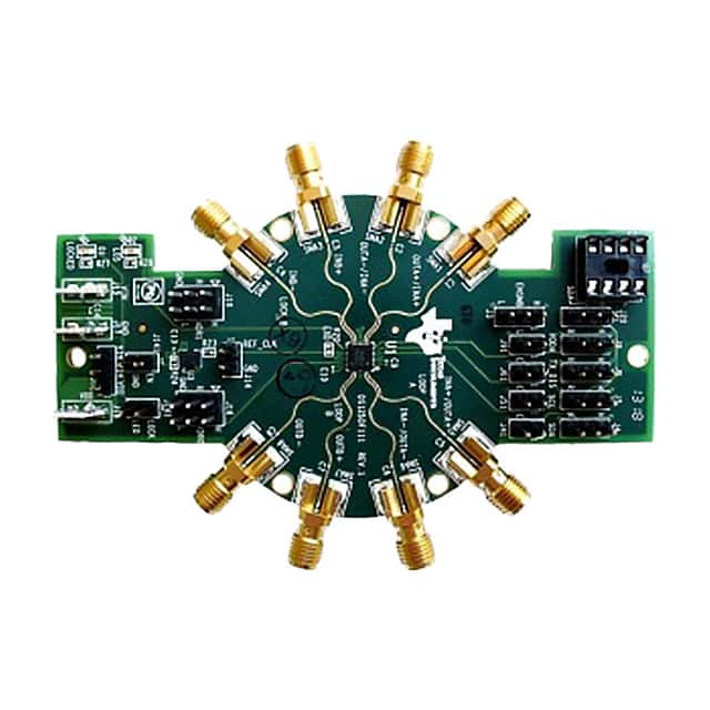 DS125DF111EVM_评估板数字IC