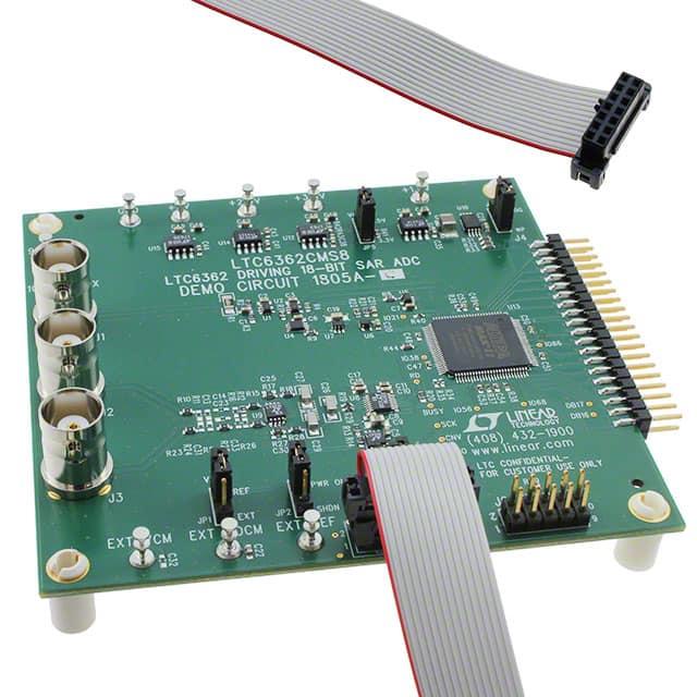 DC1805A-C_数据转换IC开发工具