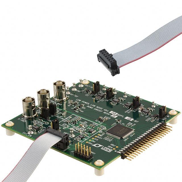 DC1813A-E_数据转换IC开发工具