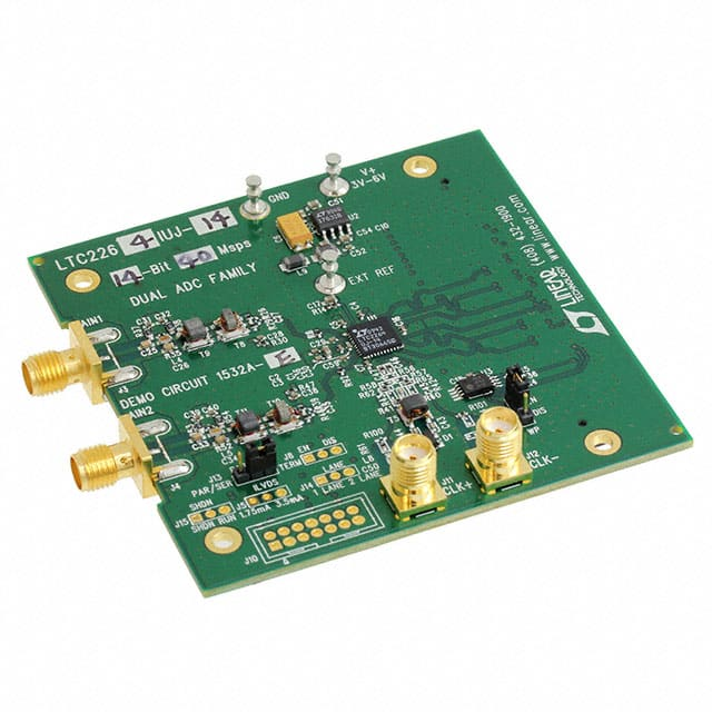 DC1532A-E_数据转换IC开发工具
