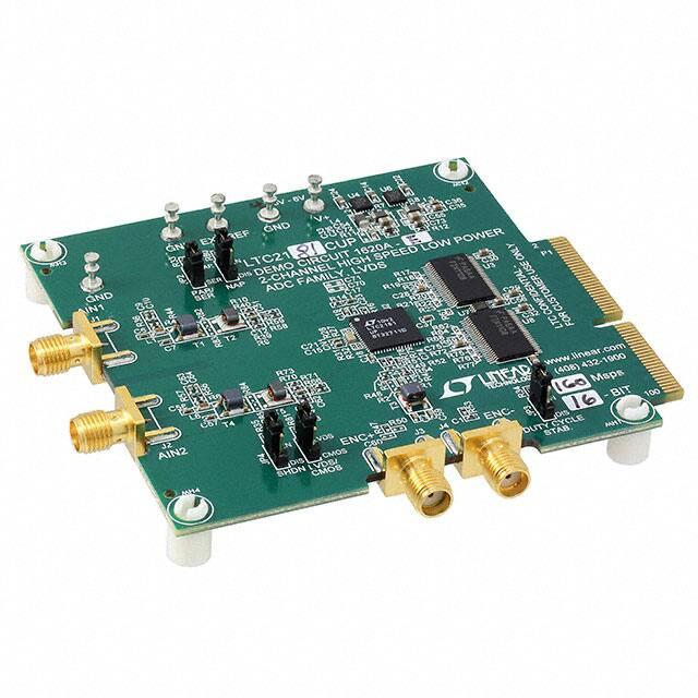 DC1620A-E_数据转换IC开发工具