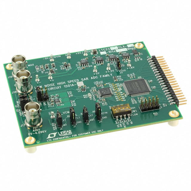 DC1501A-B_数据转换IC开发工具