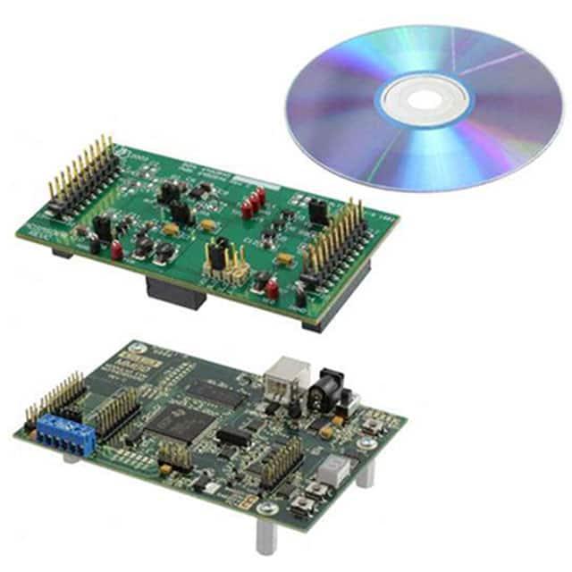 ADS8317EVM-PDK_数据转换IC开发工具