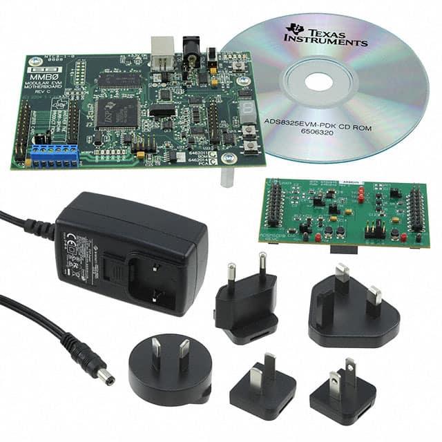 ADS8325EVM-PDK_数据转换IC开发工具