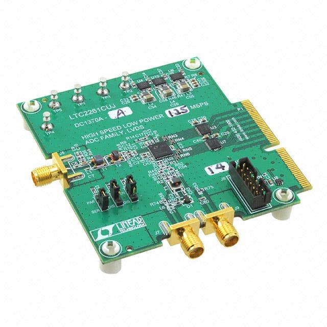 DC1370A-A_数据转换IC开发工具