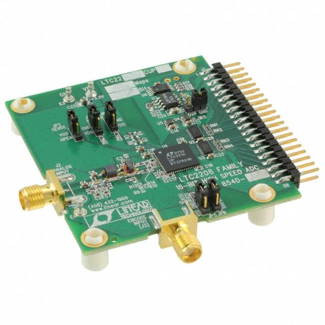 DC854D-D_数据转换IC开发工具