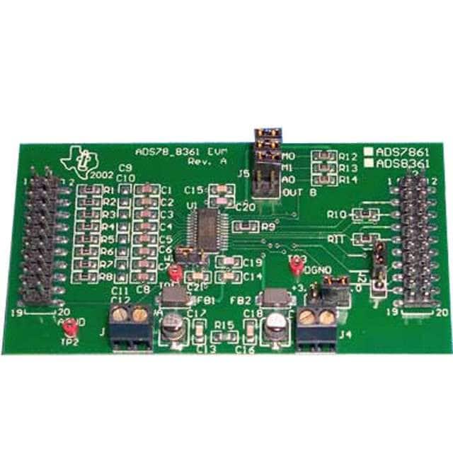 ADS8361EVM_数据转换IC开发工具