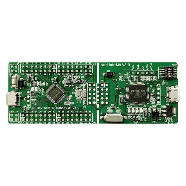 NT-NUC029SG_开发板