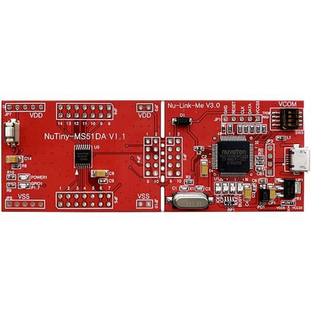 NT-MS51DA_嵌入式开发套件
