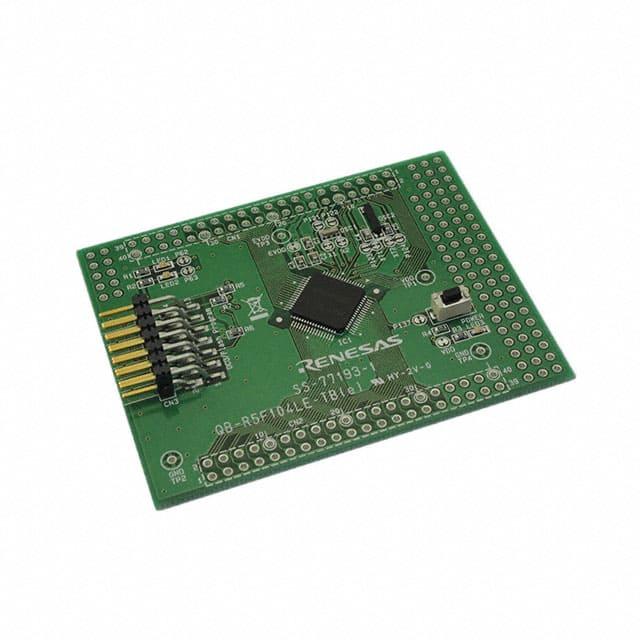 QB-R5F104LE-TB_嵌入式开发套件