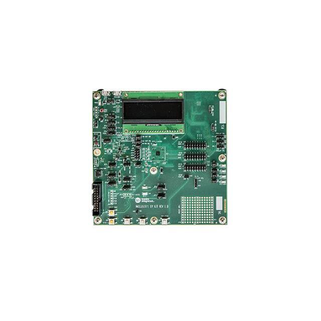 MAX32621-EVKIT#_嵌入式开发套件