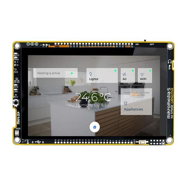 MIKROE-3896_嵌入式开发套件