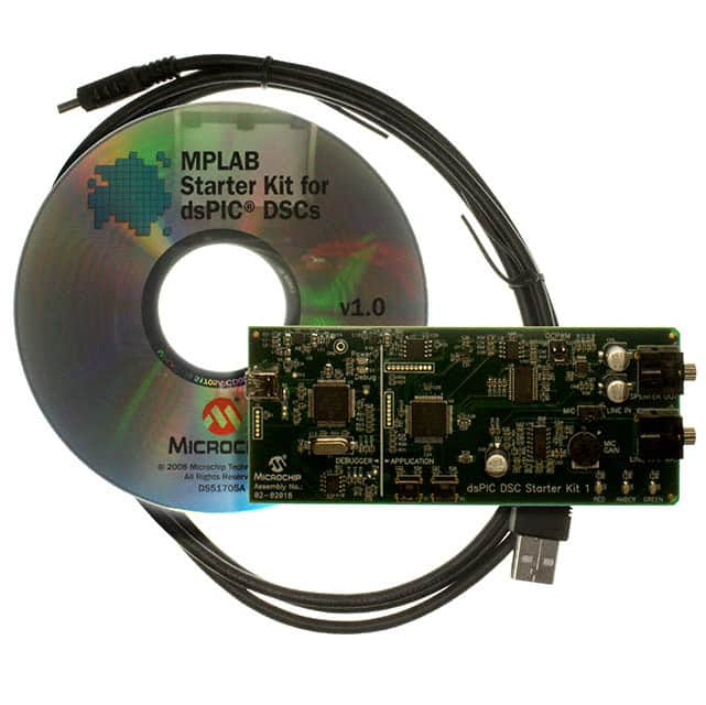 DM330011_嵌入式开发套件
