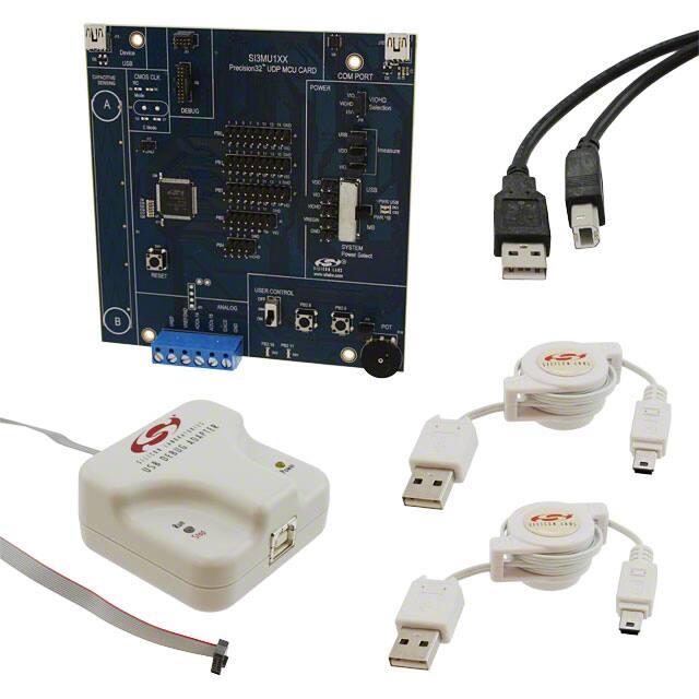 SIM3U1XX-B-DK_嵌入式开发套件