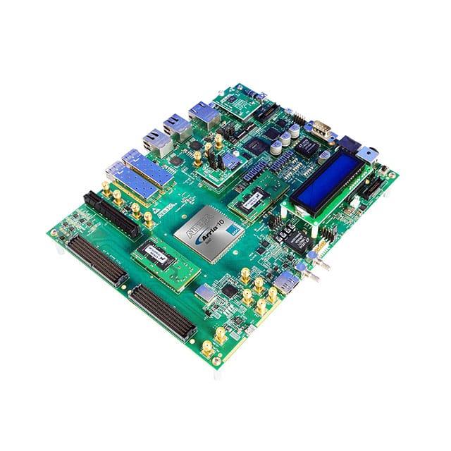 DK-SOC-10AS066S-A_编程逻辑IC开发工具