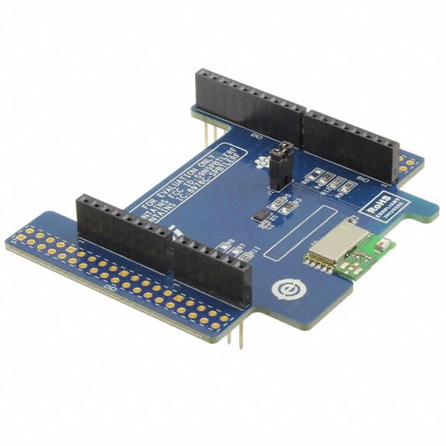 X-NUCLEO-IDB05A1_放大器IC开发