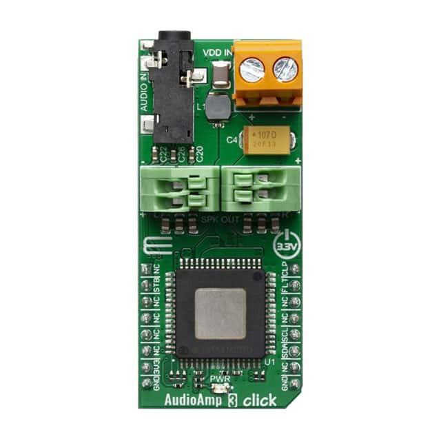MIKROE-3901_放大器IC开发