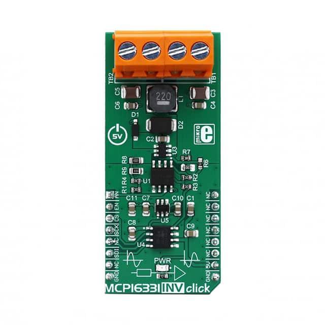 MIKROE-2917_放大器IC开发