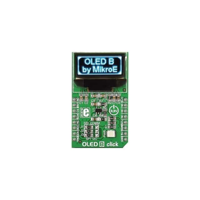 MIKROE-1650_放大器IC开发