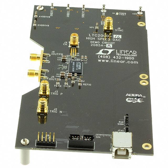 DC2085A-A_评估板开发IC工具