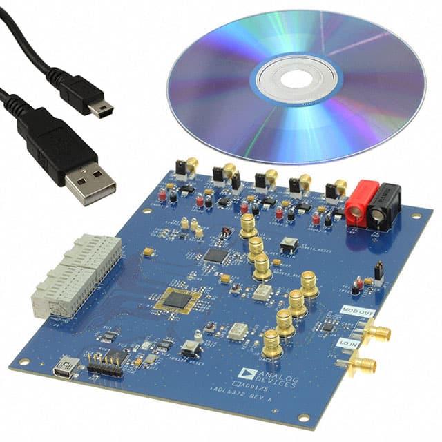 AD9125-M5372-EBZ_评估板开发IC工具