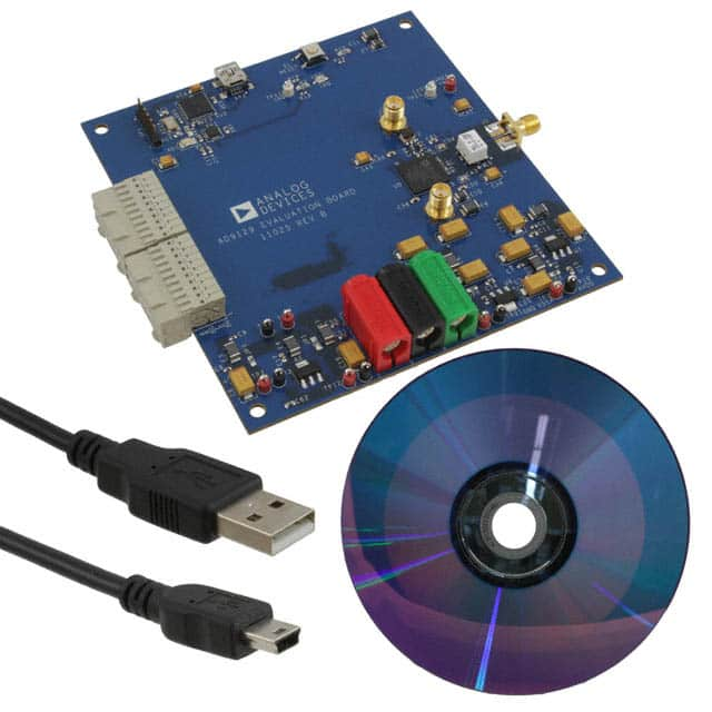 AD9129-EBZ_评估板开发IC工具