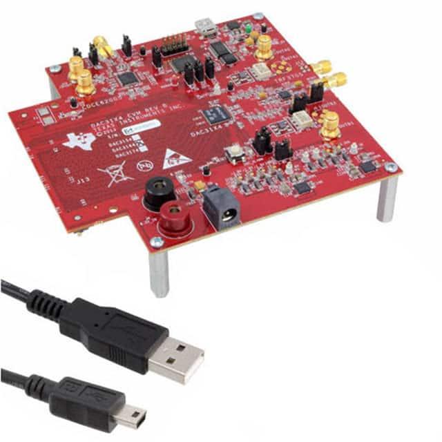 DAC3164EVM_评估板开发IC工具